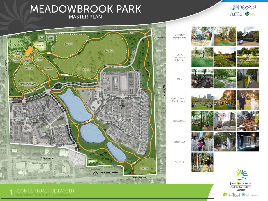 MeadowBrook Conceptual Layout
