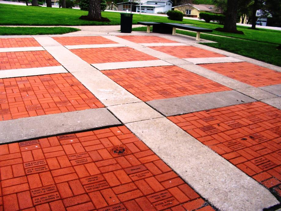 Pave the Patio