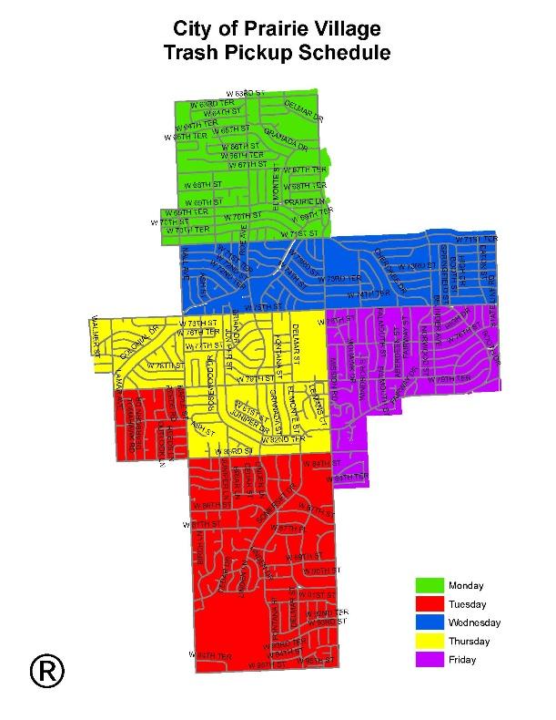 Trash, Recycling & Yard Waste | City of Prairie Village
