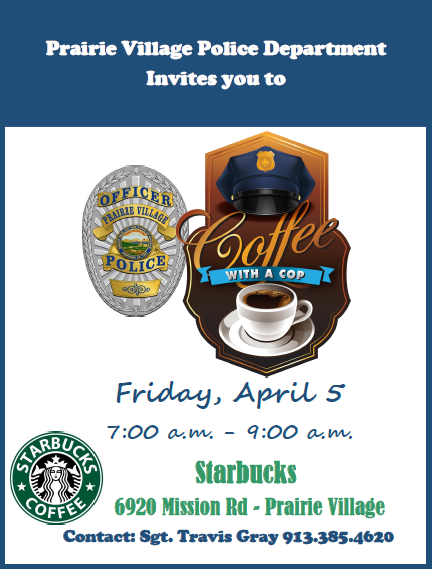 4-5-19 Coffee with a Cop