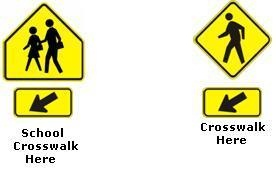 Crosswalk Here